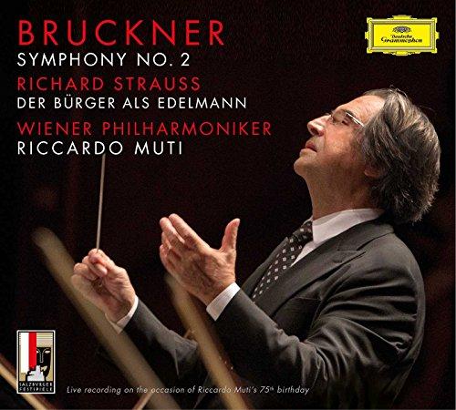 Symphony No 2 / R Strauss: Der Burger Als Edelmann