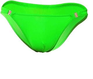 LOPILY Men's Underwear Shorts Ice Silk Breathable Underpants Knickers Brief Lingerie Panties