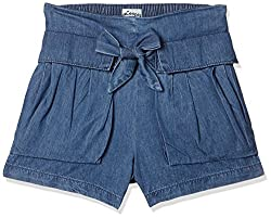 Lee Cooper Girls Cotton Shorts