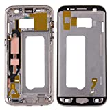 zhangxia Replacement Frame Bezel Plate For Galaxy Spare Parts Carcasa Frontal LCD Frame Bisel Plate para Galaxy S7 / G930
