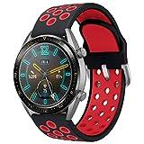 AOTVIRIS Compatible con Correa Huawei Watch GT 2 46mm/GT 2 Pro/Huawei Watch GT 2e/Huawei Watch GT...