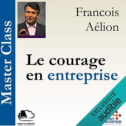 Le courage en entreprise cover art