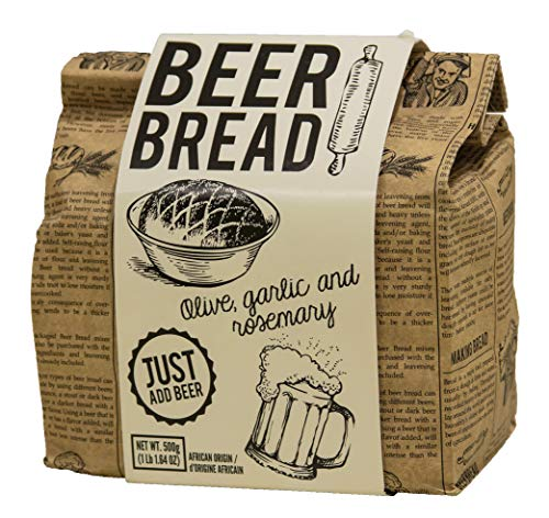 Beer Bread Baking Mix by Eat Art! Just Add Beer! Bread Making Mix Kit! Bread Baking!