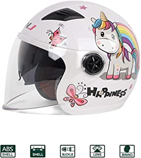 Amazon.es: casco moto niña