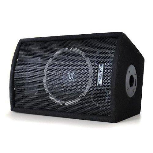 Skytec Monitor PA-Studiobox Passiv Monitor Lautsprecher (200 W, Flansch, transportabel)