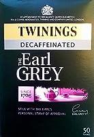 Twinings Decaffeinated Earl Grey 2 x 50 tea bags