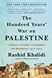 Hundred Years' War on Palestine