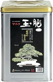 Mistral Bonsái 137272 - Abono orgánico Joy Tamahi Grano Medio 8 kg.