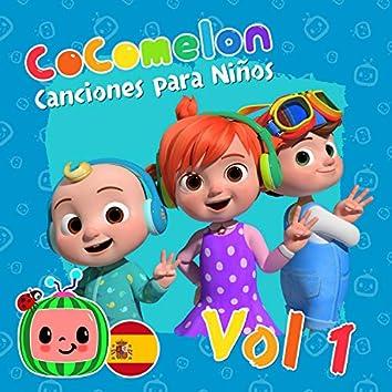 Cocomelon Éxitos para Niños, Vol 1