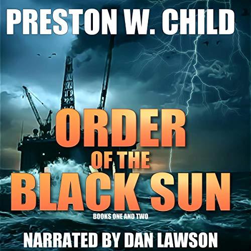 Order of the Black Sun audiobook cover art