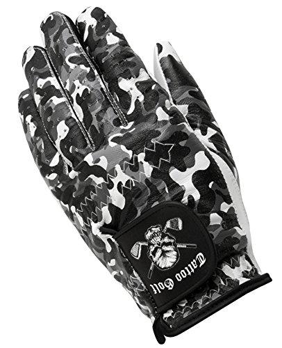 Tattoo Golf Men's Golf Glove - Camo M/L