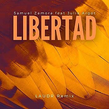 Libertad (feat. Julia Argot, LAUDR)
