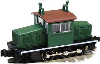 津川洋行 Nゲージ 紀州鉄道 (旧御坊臨港鉄道) DB158 中期仕様 緑 動力付 14051 鉄道模型 ディーゼル機関車