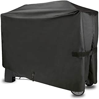 ProHome Direct 7112 57 Inch Waterproof Grill Cover for Weber Q2000,Q3000 Series Gas Grill, 57