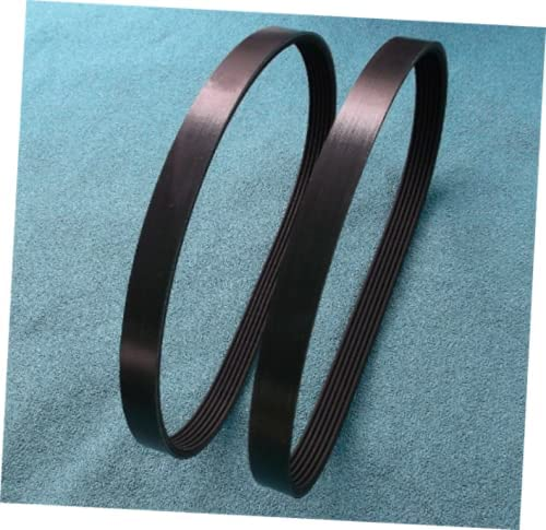 2 Pcs Replacement Drive Belts Compatible with Sears Craftsman 11