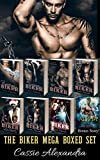 The Biker Series Mega Boxed Set (MC Biker Bad Boy Romance)