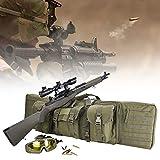 HNWTKJ Bolsa Táctica Funda, Bolsa para Transporte de Armas, Funda Escopeta Caza, Portátil y Práctico, para Caza Disparando (Size : 93 * 31cm)