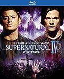 SUPERNATURAL IV〈フォース・シーズン〉コンプリート・ボックス[SDB-Y25827][Blu-ray/ブルーレイ]