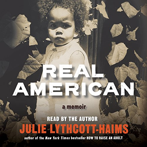 Real American audiobook cover art