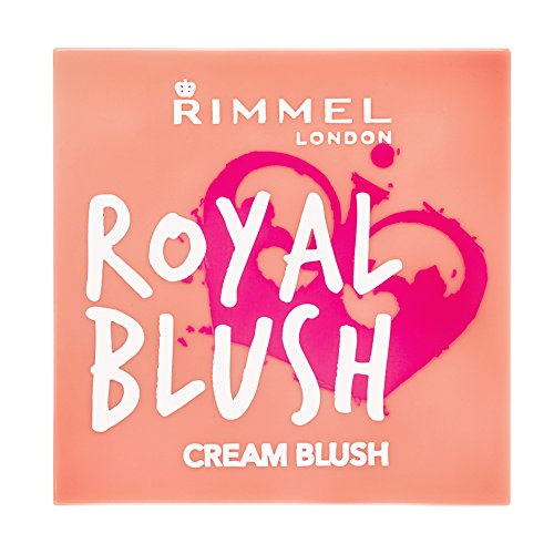 Rimmel London Royal Blush 3.5 g - 001 Peach Jewel
