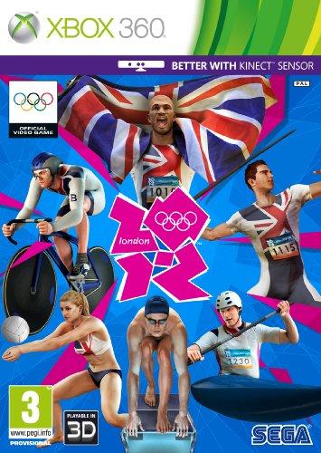London 2012 -PEGI- UK multi Offizielles Videospiel der olympischen Spiele