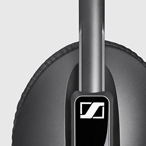 Sennheiser 506715 HD2.10 On-Ear-Kopfhörer (mit geschlossener Bauweise) schwarz