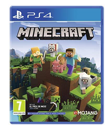 Minecraft - PlayStation 4 [Edizione: Spagna]