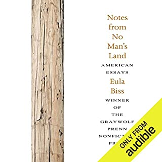 Notes from No Man's Land audiobook cover art
