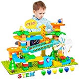 Building Blocks Set for Toddlers Creative...