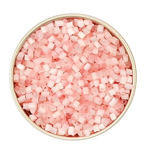 TFGUOqun Cuentas Sueltas, 3000 unids 2mm Opal Cat Ojo Perlas Czech Glass Beads para joyería Hacer Bricolaje Pulsera Collar Bag Ropa Costura para Hacer Joyas DIY (Color : M)