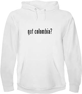 The Town Butler got Colombia? - Men's Hoodie Sweatshirt