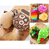Cat Toys Mice Animal Catnip Christmas Cat Scratcher Supplies Pet Products Toys Interactive Pet Cat Toys For Kittens Interesting