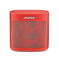 Bose Sound Link Color Bluetooth Speaker II, Coral Red - 752195-0400