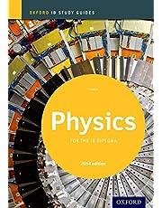 Ib study guide: physics. Per le Scuole superiori: Oxford Ib Diploma Program (IB Science 2014)