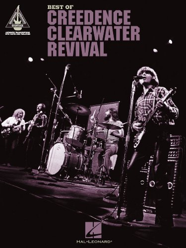 Best of Creedence Clearwater Revival Songbook (English Edition)