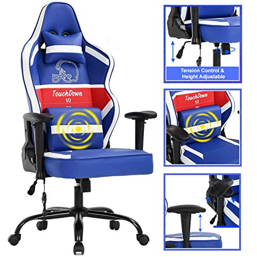 Big & Tall Heavy Duty Executive Chair 500 Lbs Heavyweight Rated...
