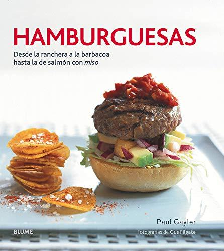 Hamburguesas: Desde la ranchera a la barbacoa hasta la de salmón con miso