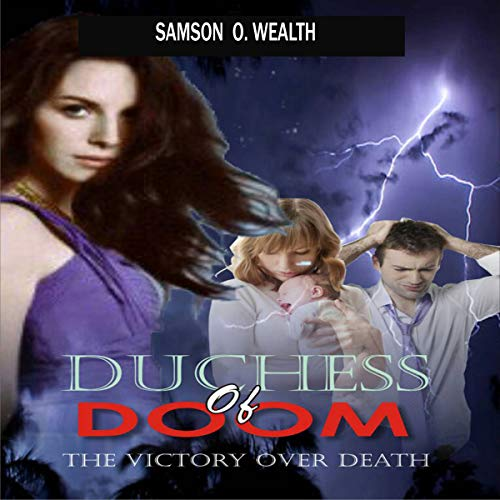 The Duchess of Doom audiobook cover art