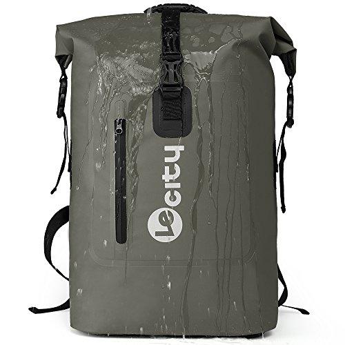 (ビロシー)VILOCYリュック バックパック ザック アウトドアバッグ 防水 大容量 35L 登山 キャンプ 旅行 緑