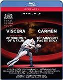 SCARLETT, L.: Viscera / ACOSTA, C.: Carmen (Royal Ballet, 2015) [Blu-ray]