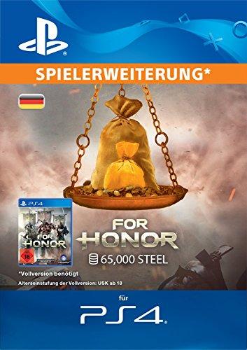 FOR HONOR: 65000 STAHL-Paket [PS4 Download Code - deutsches Konto]