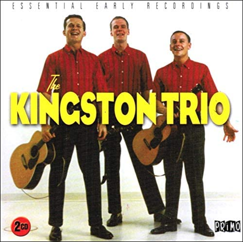 40 Greatest Hits of The Kingston Trio 2 CD Boxset product image
