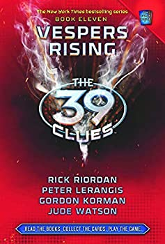 Vespers Rising  The 39 Clues Book 11
