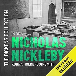 Part 6 (Nicholas Nickleby) cover art