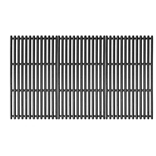 Utheer 17 inch Cooking Grid Grate for Gas Grill Model for Charbroil 463242715, 463242716, 463276016, 466242715, 466242815, G533-0009-W1, Lowe's 606682, Walmart 555179228 Gas Grills, Matte Cast Iron