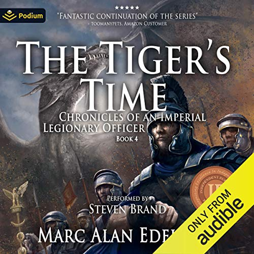 The Tiger's Time Audiobook By Marc Alan Edelheit cover art