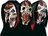 Générique Espacio máscara de monstruo con las máscaras de la capilla del partido Año Nuevo antifaces y disfraces de mascarada del vestido de lujo del traje de accesorios , color/modelo surtido