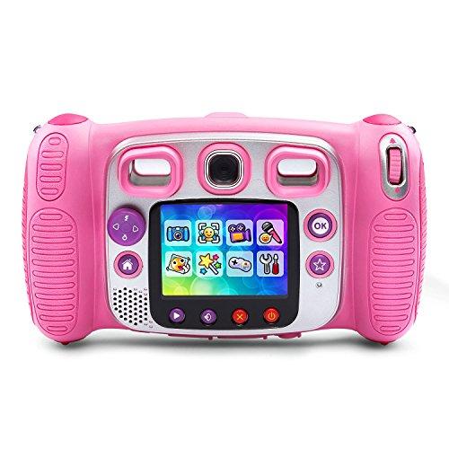 VTech Kidizoom Duo Selfie Camera, Amazon Exclusive, Pink