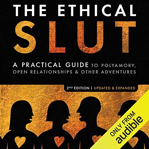 The Ethical Slut audiobook cover art