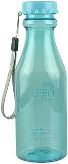 Iusun Water Bottle, 550ml Plastic BPA Free Cycling Bicycle Bike Sports Unbreakable Water Bottle